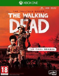 Jaquette de The Walking Dead L'Ultime Saison - Episode 4 : Retrouvailles Xbox One