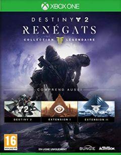 Jaquette de Destiny 2 : Renégats Xbox One