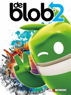 Jaquette de de Blob 2 Nintendo Switch