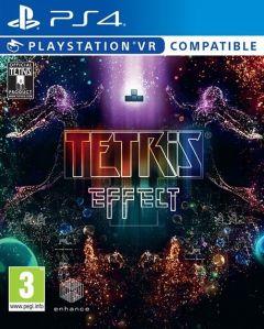 Jaquette de Tetris Effect PlayStation VR