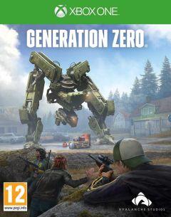 Jaquette de Generation Zero Xbox One