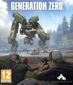 Jaquette de Generation Zero PC