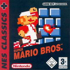Jaquette de Super Mario Bros. Game Boy Advance
