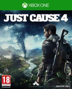 Jaquette de Just Cause 4 Xbox One