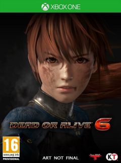 Jaquette de Dead or Alive 6 Xbox One
