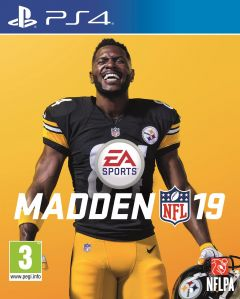 Jaquette de Madden NFL 19 PS4
