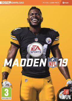 Jaquette de Madden NFL 19 PC