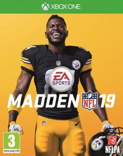 Jaquette de Madden NFL 19 Xbox One