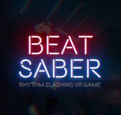 Jaquette de Beat Saber PC