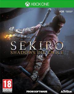 Jaquette de Sekiro : Shadows Die Twice Xbox One