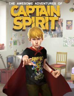 Jaquette de Les Aventures Extraordinaires de Captain Spirit Xbox One