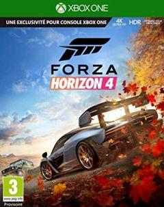 Jaquette de Forza Horizon 4 Xbox One