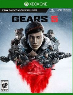 Jaquette de Gears 5 Xbox One