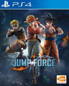 Jaquette de Jump Force PS4