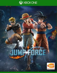 Jaquette de Jump Force Xbox One