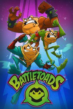 Jaquette de Battletoads PC
