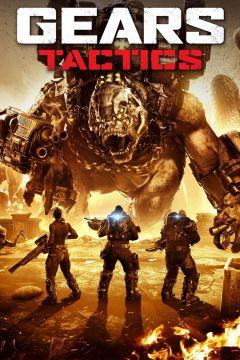 Jaquette de Gears Tactics PC