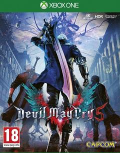 Jaquette de Devil May Cry 5 Xbox One