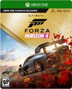 Jaquette de Forza Horizon 4 PC