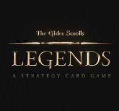 Jaquette de The Elder Scrolls : Legends PS4