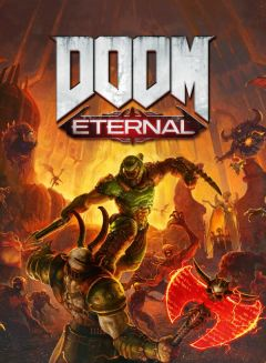 Jaquette de DOOM Eternal PS4