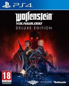 Jaquette de Wolfenstein Youngblood PS4