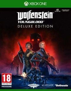 Jaquette de Wolfenstein Youngblood Xbox One