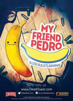 Jaquette de My Friend Pedro Nintendo Switch