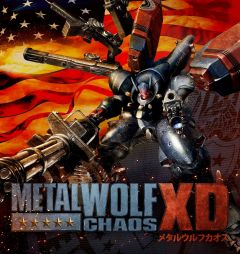 Jaquette de Metal Wolf Chaos XD PS4