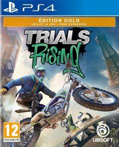 Jaquette de Trials Rising PS4