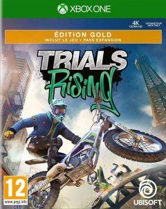 Jaquette de Trials Rising Xbox One