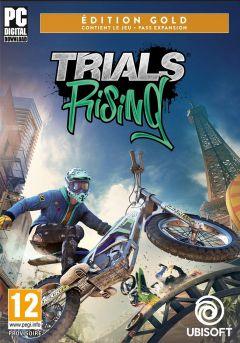 Jaquette de Trials Rising PC