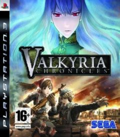 Jaquette de Valkyria Chronicles PlayStation 3