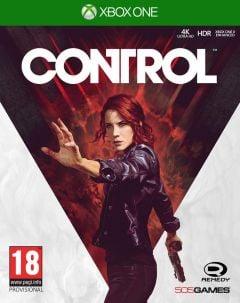 Jaquette de Control Xbox One