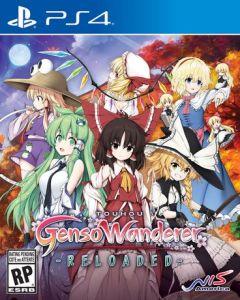 Jaquette de Touhou Genso Wanderer Reloaded PS4