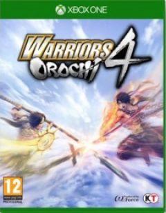 Jaquette de Warriors Orochi 4 Xbox One