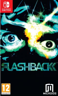 Jaquette de Flashback 25th Anniversary Nintendo Switch