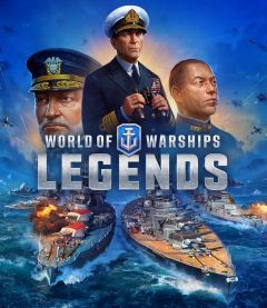 Jaquette de World of Warships : Legends Xbox One