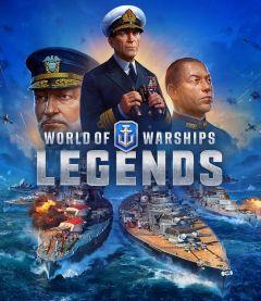 Jaquette de World of Warships : Legends PS4