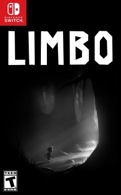 Jaquette de Limbo Nintendo Switch