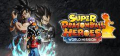 Jaquette de Super Dragon Ball Heroes Arcade