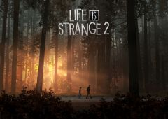 Jaquette de Life is Strange 2 - Episode 1 : Roads PS4