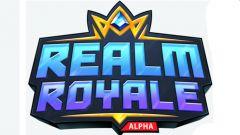 Jaquette de Realm Royale PC