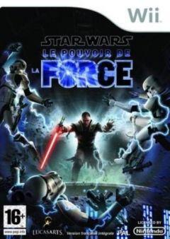 Jaquette de Star Wars : Le Pouvoir de la Force Wii