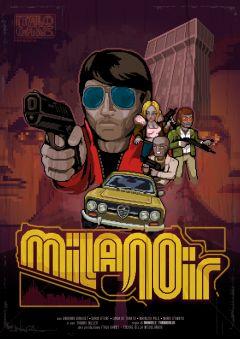 Jaquette de Milanoir Xbox One