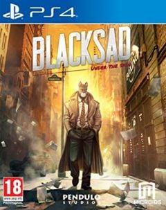 Jaquette de Blacksad : Under the Skin PS4