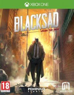 Jaquette de Blacksad : Under the Skin Xbox One