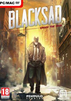 Jaquette de Blacksad : Under the Skin PC