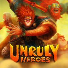Jaquette de Unruly Heroes PS4
