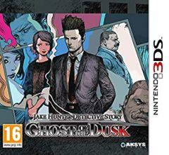 Jaquette de Jake Hunter Detective Story : Ghost of the Dusk Nintendo 3DS